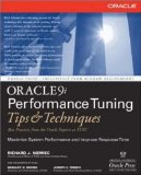 Book Cover Oracle9i Performance Tuning Tips & Techniques