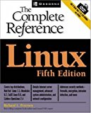 Book Cover Linux: The Complete Reference, Fifth Edition (Red Hat 7.3 DVD Included)