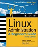 Book Cover Linux Administration: A Beginner's Guide, Third Edition