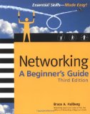Book Cover Networking: A Beginner's Guide, Third Edition