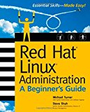 Book Cover Red Hat Linux Administration: A Beginner's Guide (Beginner's Guide)