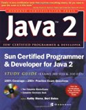 Book Cover Sun Certified Programmer & Developer for Java 2 Study Guide (Exam 310-035 & 310-027)
