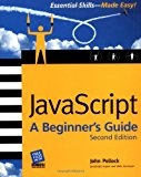 Book Cover JavaScript: A Beginner's Guide, Second Edition