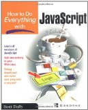 Book Cover How to Do Everything with JavaScript