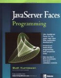 Book Cover JavaServer Faces Programming