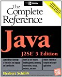 Book Cover Java: The Complete Reference, J2SE 5 Edition