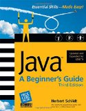 Book Cover Java: A Beginner's Guide, Third Edition (Beginner's Guide)