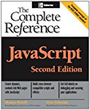 Book Cover JavaScript: The Complete Reference, Second Edition
