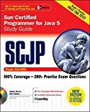 Book Cover SCJP Sun Certified Programmer for Java 5 Study Guide (Exam 310-055) (Certification Press)
