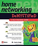 Book Cover Home Networking Demystified
