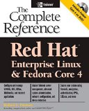Book Cover Red Hat Enterprise Linux & Fedora Core 4 : The Complete Reference