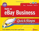 Book Cover Build an eBay Business QuickSteps