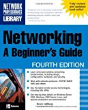 Book Cover Networking: A Beginner's Guide, Fourth Edition