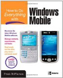 Book Cover How to Do Everything with Windows Mobile