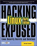 Book Cover Hacking Exposed Linux, 3rd Edition