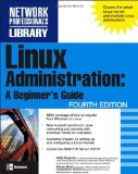Book Cover Linux Administration: A Beginner's Guide