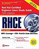 Book Cover RHCE Red Hat Certified Engineer Linux Study Guide (Exam RH302) (Certification Press)