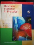Book Cover Business Statistics in Practice Instructor's Edition