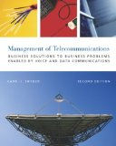 Book Cover The Management of Telecommunications: Business Solutions to Business Problems