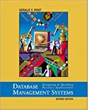 Book Cover Database Management Systems: Designing and Building Business Applications
