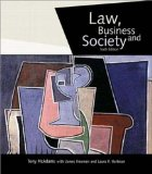 Book Cover Law, Business & Society with PowerWeb