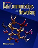 Book Cover Data Communications and Networking (McGraw-Hill Forouzan Networking Series)