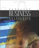 Book Cover Complete Business Statistics W/CD Mandatory Package