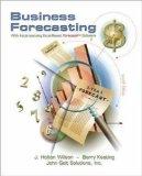 Book Cover Business Forecasting w/ ForecastX