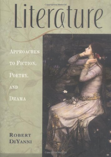 Book Cover Literature: Approaches to Fiction, Poetry, and Drama