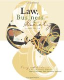 Book Cover Law, Business, and Society