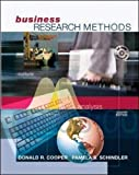 Book Cover Business Research Methods with Student CD-ROM