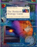 Book Cover Business Strategy Game Player's Package V7.20 (Manual, Download Code Sticker & CD)