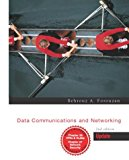Book Cover Data Communications and Networking 2/e Update