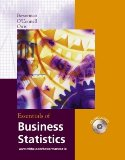 Book Cover Essentials of Business Statistics (The Mcgraw-Hill/Irwin Series Operations and Decision Sciences)