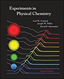 Book Cover Experiments in Physical Chemistry