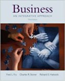 Book Cover Business:  An Integrative Approach with Student CD and PowerWeb