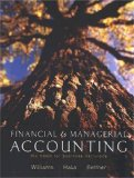 Book Cover Financial and Managerial Accounting: The Basis for Business Decisions
