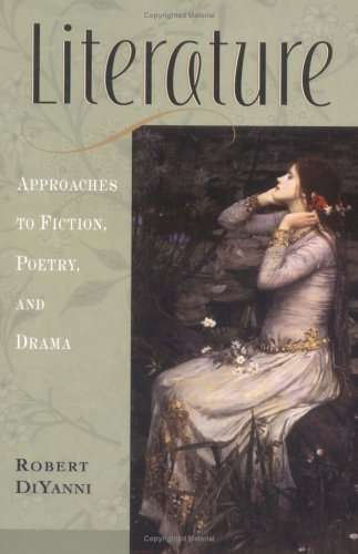Book Cover Literature: Approaches to Fiction, Poetry, and Drama - Hardcover
