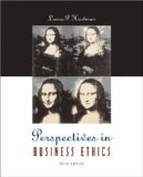 Book Cover Perspectives in Business Ethics