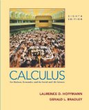 Book Cover Mandatory Package: Calculus for Business, Economics, and the Social and Life Sciences
