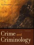 Book Cover Crime and Criminology