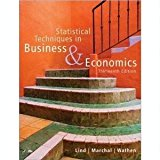 Book Cover Statistical Techniques in Business And Economics