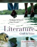 Book Cover Literature: Craft and Voice (Volume 1, Fiction)
