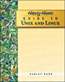 Book Cover Harley Hahn's Guide to Unix and Linux