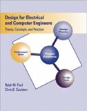 Book Cover Design for Electrical and Computer Engineers: Theory Concepts and Practice