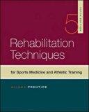 Book Cover Rehabilitation Techniques in Sports Medicine