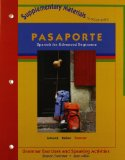 Book Cover LSC CPS4 (GEN USE) Supplementary materials t/a Pasaporte