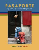 Book Cover Pasaporte: Spanish for Advanced Beginners