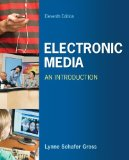 Book Cover Electronic Media: An Introduction (B&B Journalism)