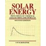 Book Cover Solar Energy: Principles of Thermal Collection and Storage